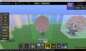 Редактирование карты Minecraft