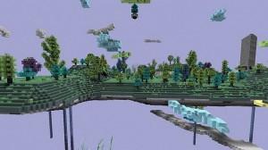 Новые территории в Minecraft