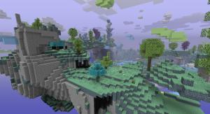 Руды и блоки в Minecraft
