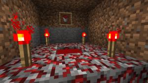 Пример растекающейся крови