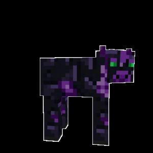 Пример моба - корова
