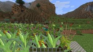 Грядки в Minecraft