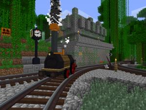 Железная дорога и вагоны