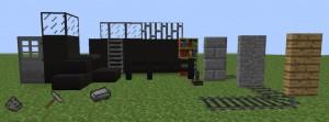 Использование дверей в Minecraft