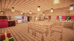 Освещение, новая мебель в Minecraft