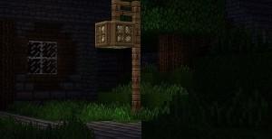 Природа в Minecraft