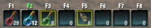 Greymind quick slot bar