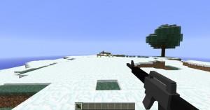 Автомат в Minecraft