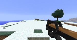 Оружие в Minecraft