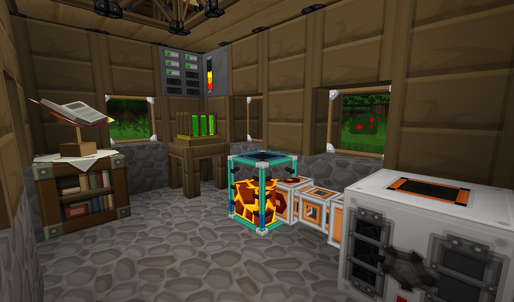 Скачать моды для Minecraft 1.7.2 на Жизни