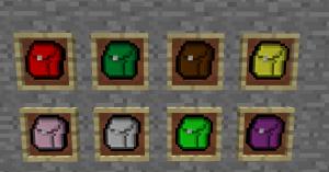 Несколько видов сумок