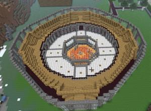 Плагин для создания полноценной арены