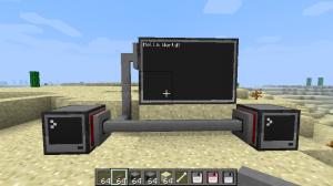 Компьютерное оборудование в Minecraft