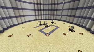 Арена в Minecraft