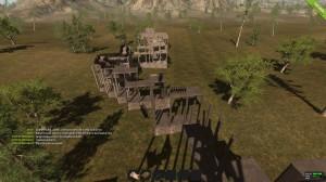 Квест на постройку дома