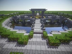 Телепорт в Minecraft