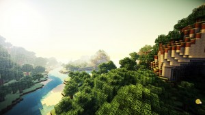 Реалистичный мир Minecraft