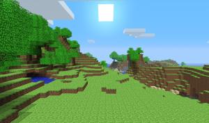 Грибы в Minecraft