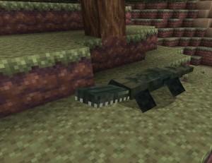 Злой моб в Minecraft