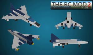 самолеты в Minecraft