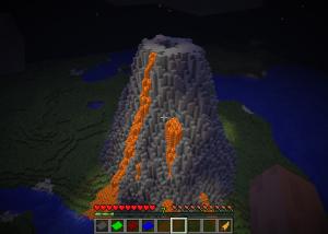 Новый мир Minecraft