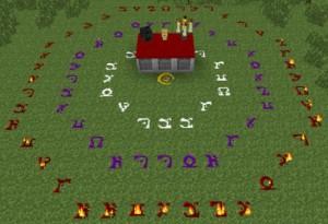 Особый обряд в Minecraft