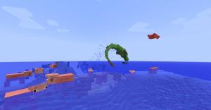 Примеры мобов в Minecraft
