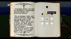магическая книга в Minecraft