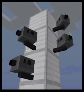 Техника в Minecraft