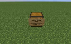 Сохранение вещей после смерти в Minecraft