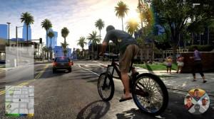 Элементы графики GTA 5