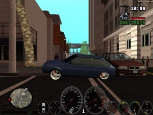 Автомобили в GTA SA
