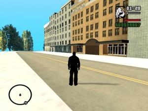 Либерти Сити в GTA SA