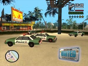 Новая локация города GTA SA