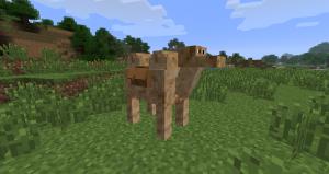 Животные в Minecraft