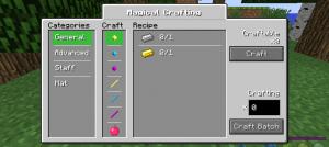 Магические предметы в Minecraft