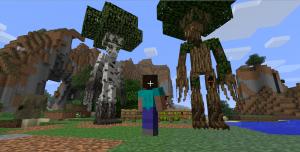 Обновленные мобы в Minecraft