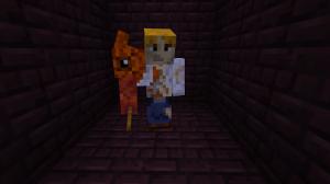 Пример злых мобов Minecraft