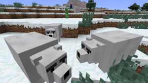 Новые животные в Minecraft