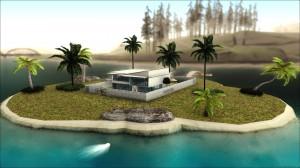 Приват дома в GTA SA