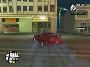 Гоночные автомобили в GTA SA