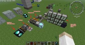 Кварцевая руда в Minecraft