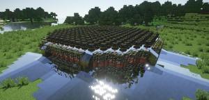 Урановая руда в Minecraft