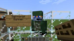 Скины военных в Minecraft