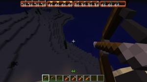 Стрельба из лука Minecraft