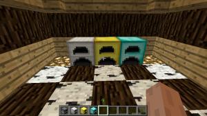 Высокая скорость переработки печей Minecraft