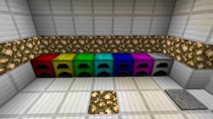 Установка печек в Minecraft