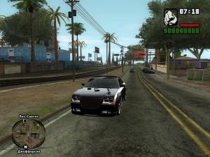 Тюнинг машины в GTA SA