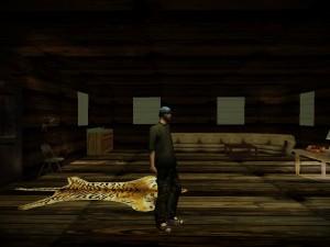 Охотничий домик в GTA SA