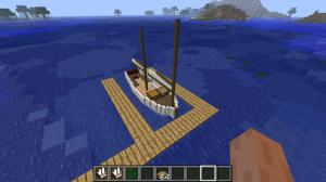 Форт в игре Minecraft